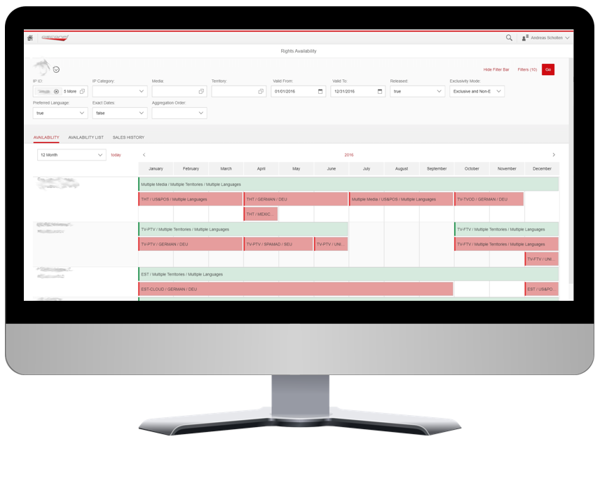 IRIS- Immediate Rights Information System - AScorpi GmbH 4
